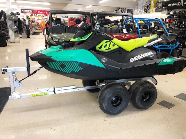 2020 AQUACART 4-PLAY PWC BEACH CART