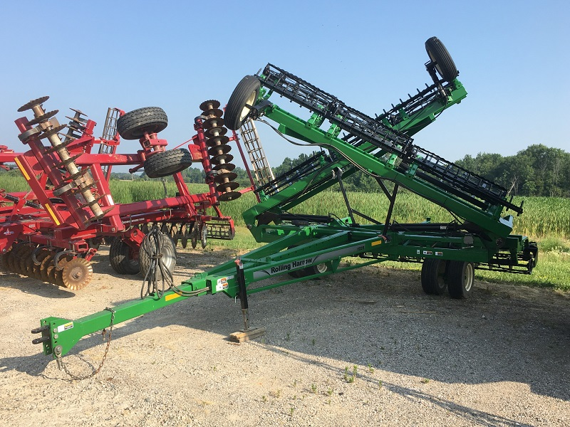 2011 UNVERFERTH 1225-41 ROLLING HARROW