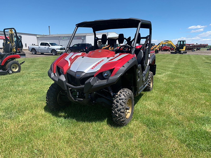 2020 YANMAR BULL UTILITY VEHICLE - RED