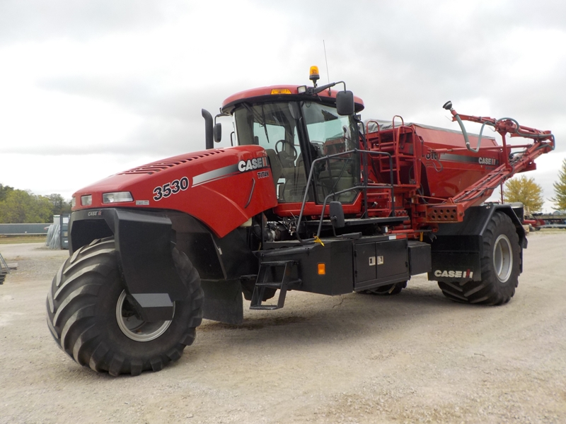 2012 CASE IH TITAN 3530 FLOATER