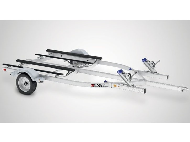 2020 SEA-DOO MOVE II DOUBLE TRAILER