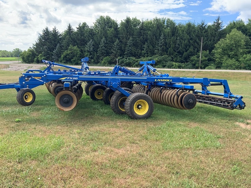 2018 LANDOLL 7530-26 VERTICAL TILLAGE