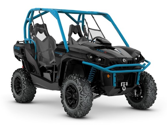2020 CAN-AM COMMANDER XT 800R SIDE-BY-SIDE