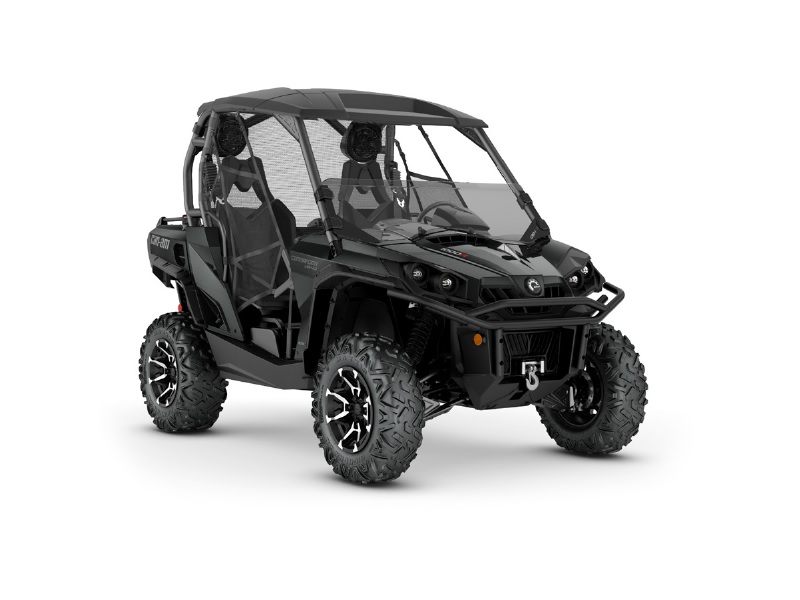 2020 CAN-AM COMMANDER LIMITED 1000R SIDE-BY-SIDE