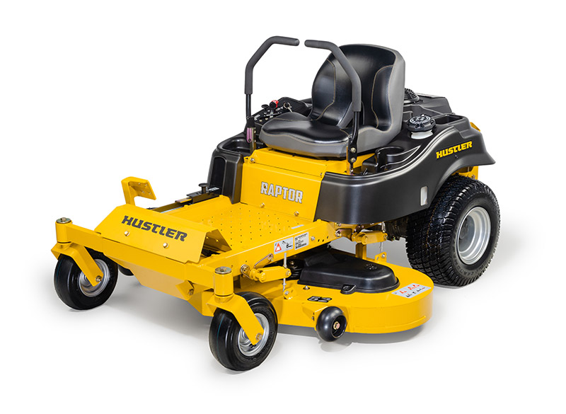 "2020 HUSTLER RAPTOR 52"" ZERO TURN MOWER"