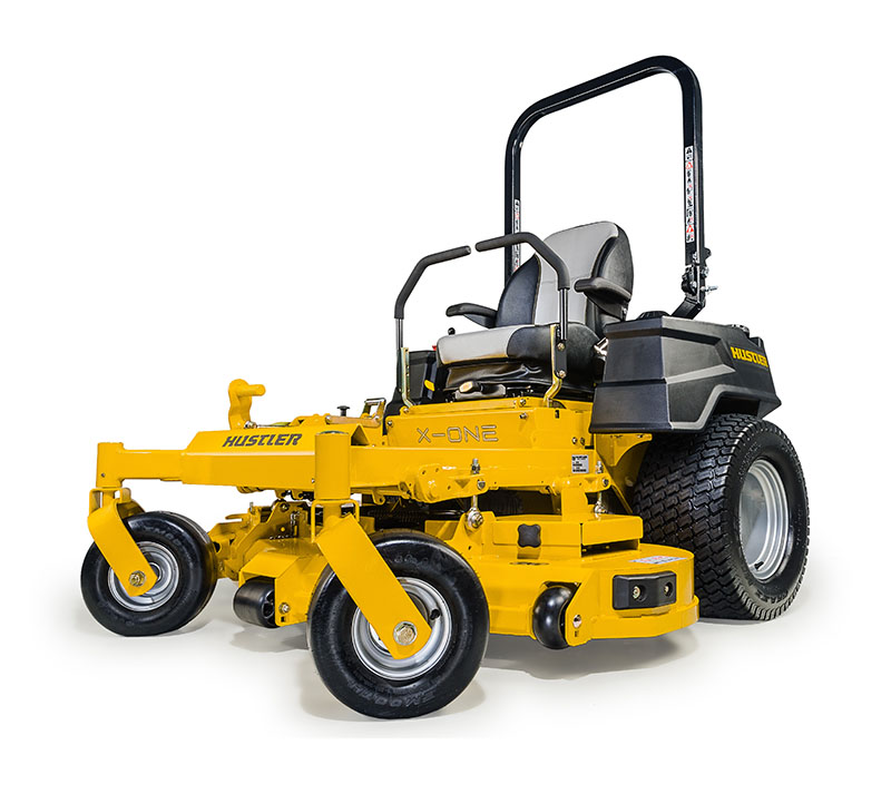 "2020 HUSTLER X-ONE 60"" ZERO TURN MOWER"