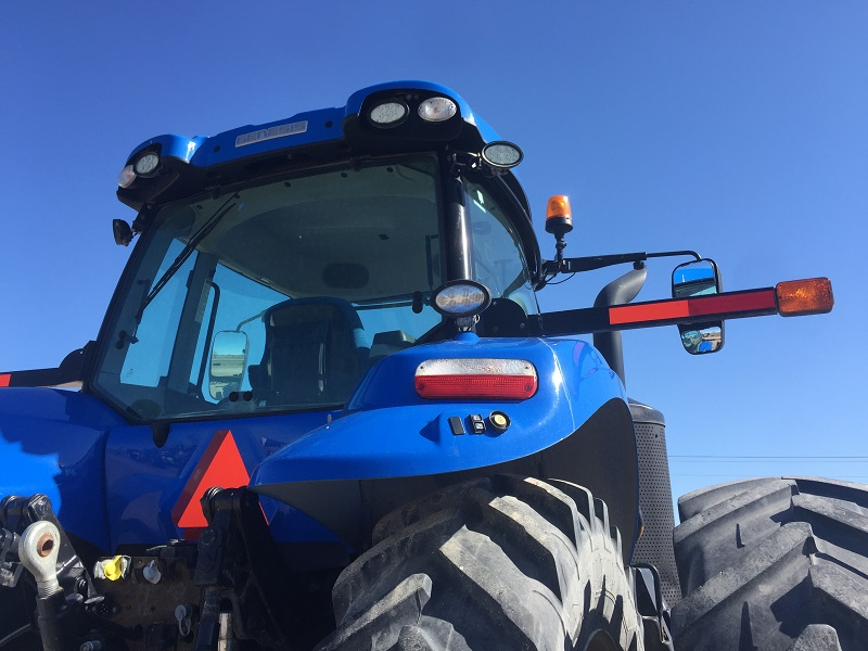 2017 NEW HOLLAND T8.380 TRACTOR